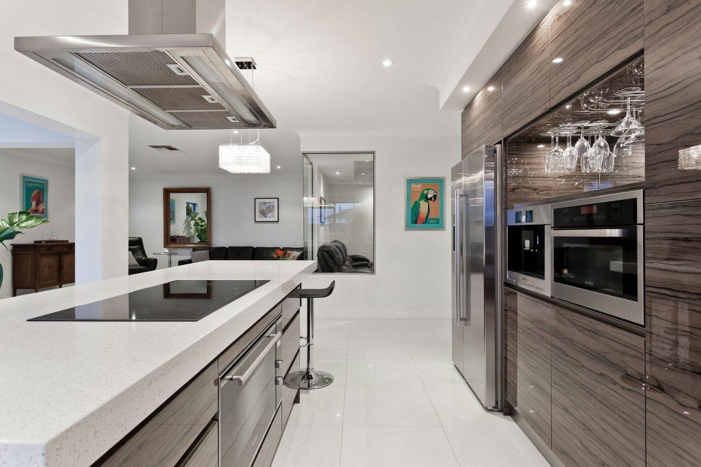 PCS Construction Kitchen